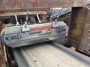 separator metali Goudsmit SAPB060520