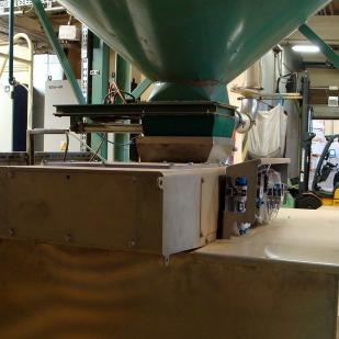 Separatory metali w fabryce kawy