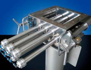 Automatyczny separator magnetyczny Goudsmit zgodny z HACCP