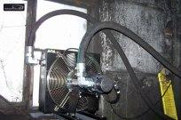 Separator elektromagentyczny z wymuszonym chłodzeniem olejowym